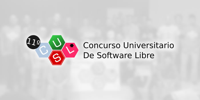 Concurso universitario software libre