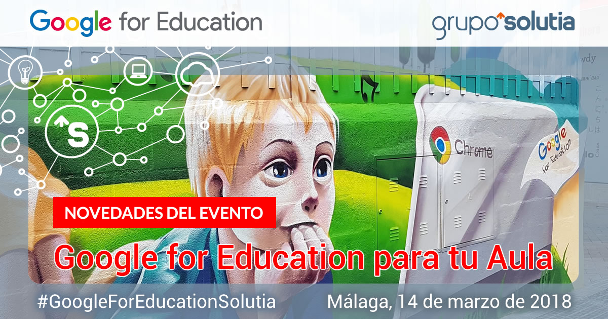 Google for Eduction en Málaga