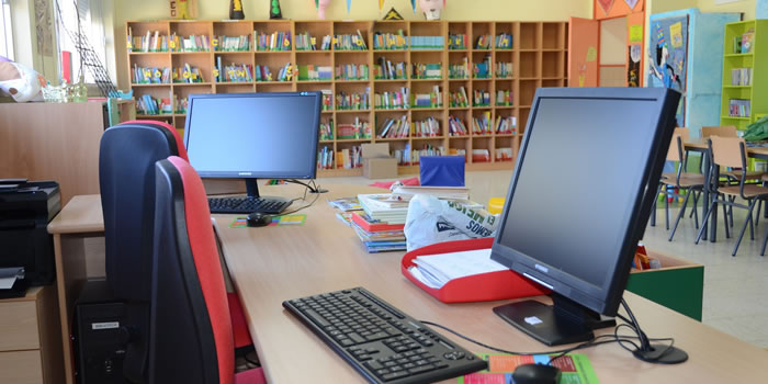 Solutia mantenimiento de los colegios de Murcia