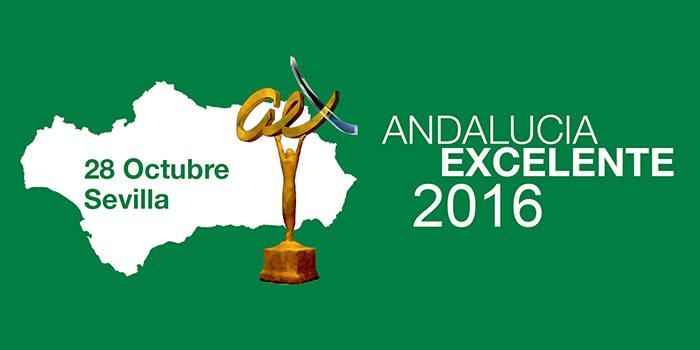 Premios Andalucía Excelente 2016