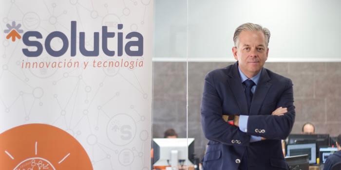 Valentín Rangel, Presidente de Grupo Solutia