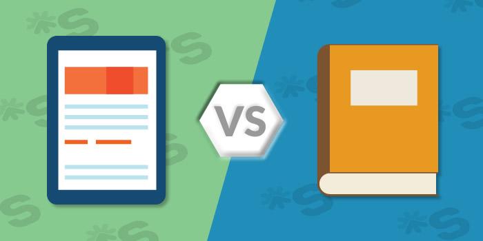 Tabletas vs libros de texto