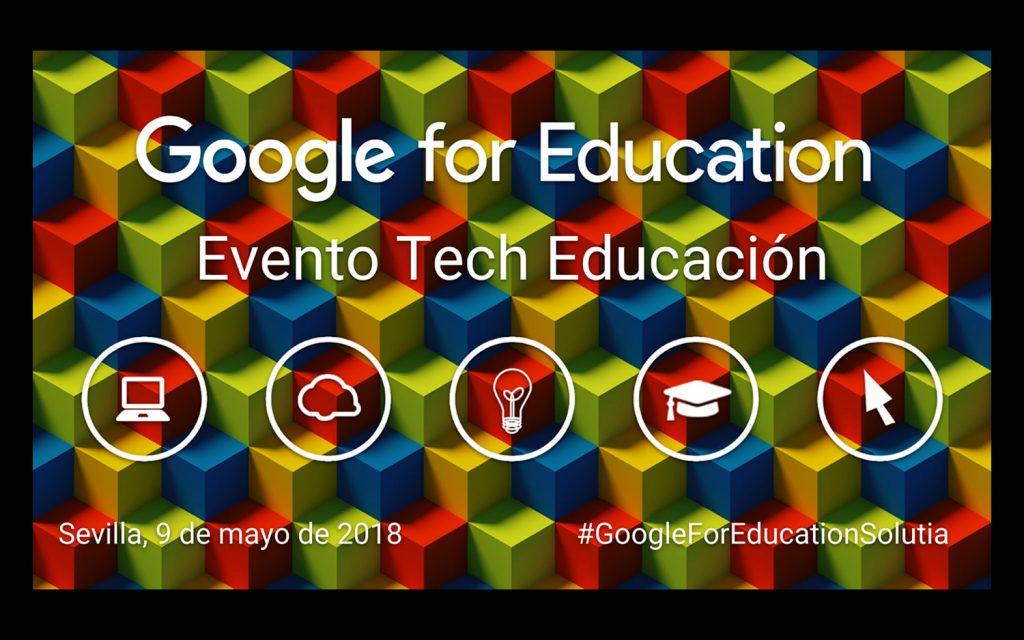 Cartel del Evento Tech Educación