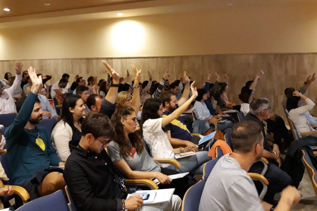 Publico del Evento Google For Education