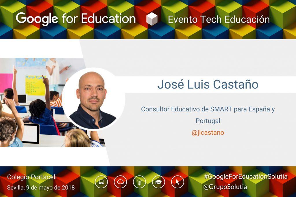 Presentación José Luis Castaño