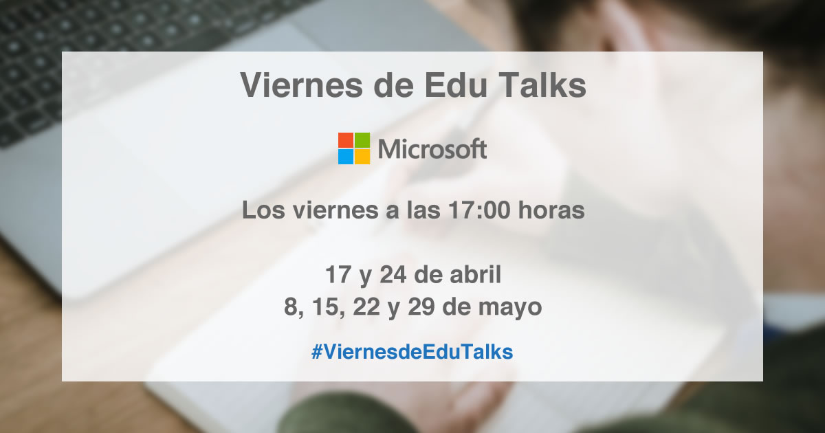 Viernes de Edu Talks